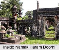 Namak Haram Deorhi