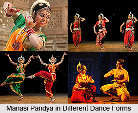 Manasi Pandya, Indian Dancer