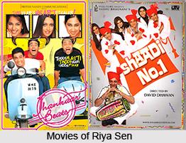 Riya Sen, Bollywood Actress