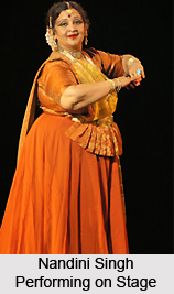 Nandini Singh , Kathak Dancer