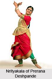 Prerana Deshpande, Indian Dancer