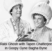 Rabi Ghosh, Indian Actor