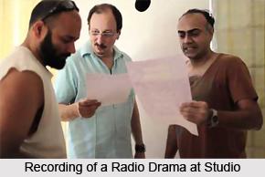 Radio drama, Indian Radio Drama