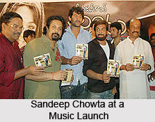 Sandeep Chowta, Indian Movie Music Director