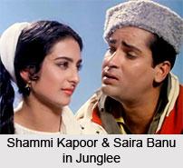 Shammi Kapoor, Bollywood Actor