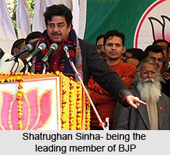 Shatrughan Sinha, Bollywood Actor