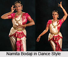 Namita Bodaji , Indian Dancer