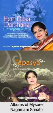 Mysore Nagamani Srinath, Indian Classical Vocalists