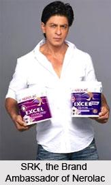 Shahrukh Khan as a Brand Ambassador
