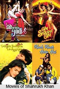 Biography of Shahrukh Khan, Bollywood Actor