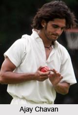 Ajay Chavan, Maharashtra Cricketer