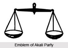 Akali Party , Indian Political Party