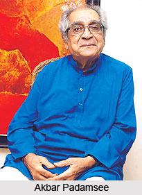 Akbar Padamsee, Indian Painter