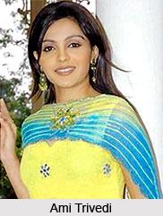Ami Trivedi , Indian TV actor