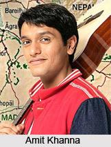 Amit Khanna, Indian TV Actor