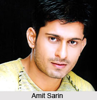 Amit Sarin , Indian TV Actor