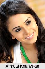 Amruta Khanvilkar , Indian TV Actress