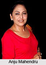 Anju Mahendru, Indian TV Actress