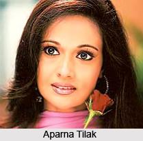 Aparna Tilak , Indian TV Actress