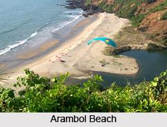 Arambol Beach, Goa