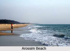 Arossim Beach, South Goa District, Goa