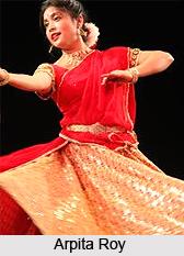 Arpita Roy, Kathak Dancer