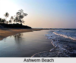 Ashwem Beach, North Goa District, Goa