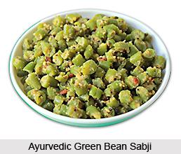 Ayurvedic Green Bean Sabji