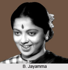B. Jayamma, Kannada Theatre Personality