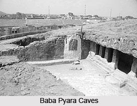 Baba Pyara Caves, Junagadh, Gujarat