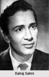 Balraj Sahni, Punjabi Theatre Personality