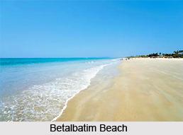 Betalbatim Beach, South Goa District, Goa