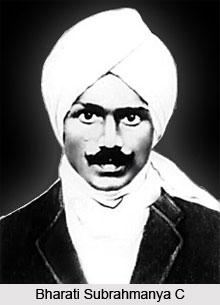 Bharati Subrahmanya C , Indian Writer