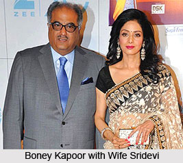 Boney Kapoor, Indian Producer