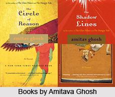 Books by Amitava Ghosh