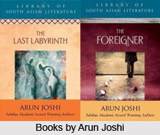Books by Arun Joshi