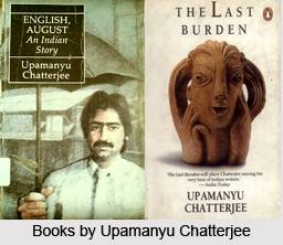Books by Upamanyu Chatterjee