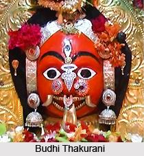 Budhi Thakurani, Indian Tribal Goddess