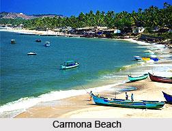 Carmona Beach, South Goa