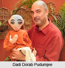 Dadi Dorab Pudumjee, Indian Theatre Personality