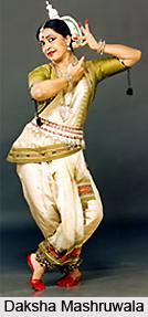 Daksha Mashruwala, Indian Dancer