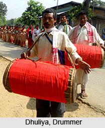 Dhuliya,  Drummer