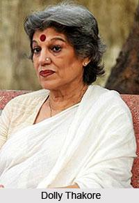 Dolly Thakore, Hindi Theatre Personality