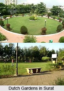 Dutch Gardens, Surat, Gujarat