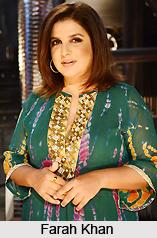 Farah Khan, Indian Director and Choreographer