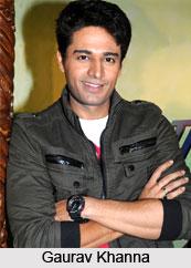 Gaurav Khanna aka Sharmaan, Indian TV Actor