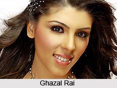 Ghazal Rai, Indian TV Actress