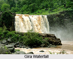 Gira Waterfall, Dang District, Gujarat