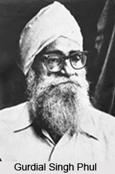 Gurdial Singh Phul, Indian Theatre Personality