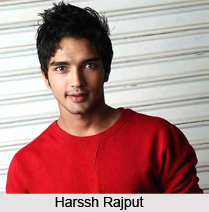 Harssh Rajput, Indian TV Actor